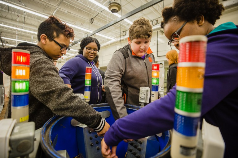 Interactive Sumter expo for middle-schoolers highlights manufacturing technology and potential jobs image