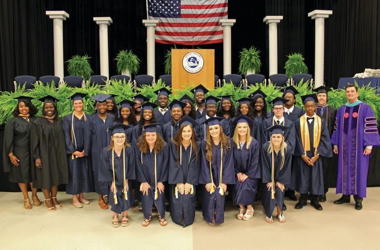 Central Carolina Technical College celebrates more than 600 graduates image