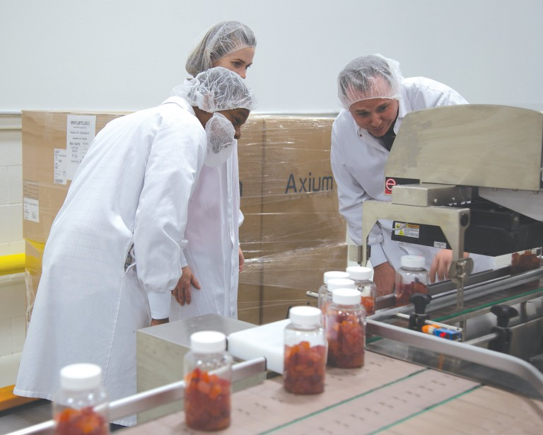 'Gummy expert' buys Sumter's Mount Franklin image