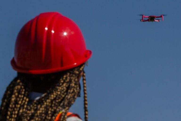 Opportunities take flight: Crestwood High School begins Sumter School District's first drone certifi image