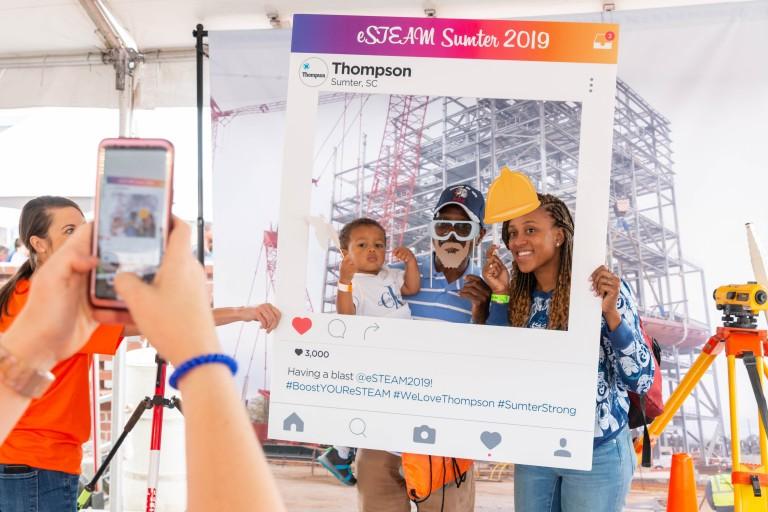 2020 eSTEAM Sumter Festival Cancelled image
