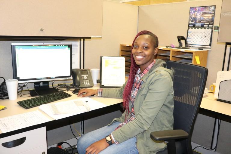 Eaton's Employee Nyaaisjah Samuel Shares Her Story image