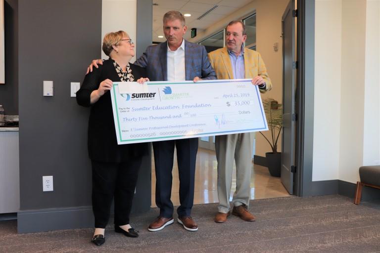 Sumter Economic Development and SSGI Support E3 image