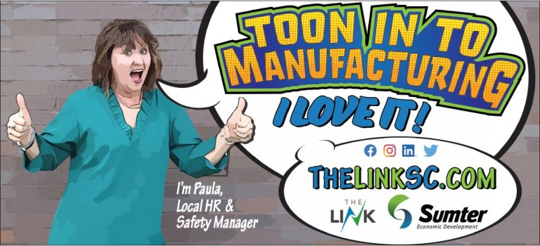 Toon in to Manufacturing image
