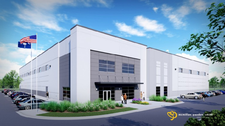 Sumter building to attract new industry, officials say image