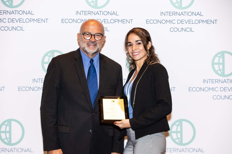 """TheLINK Economic Alliance Receives  """"Excellence in Economic Development"""" Award image"""