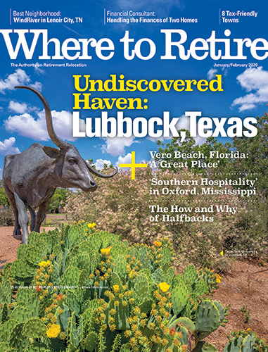 Sumter Featured In Where To Retire Magazine image
