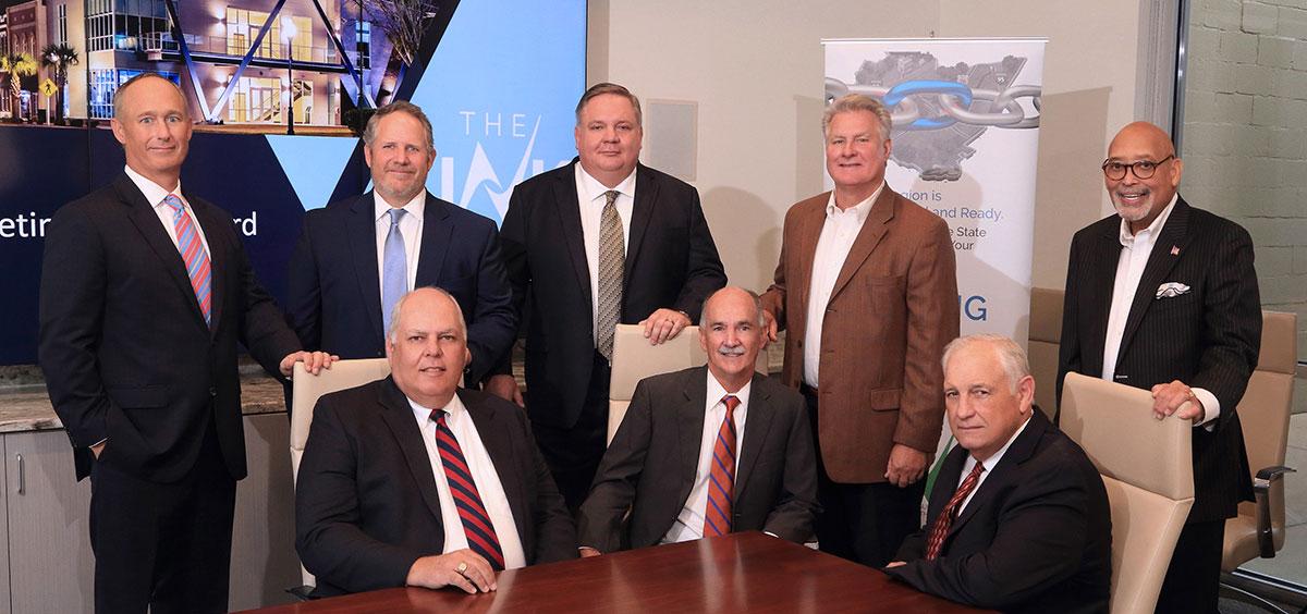 TheLINK Board Members